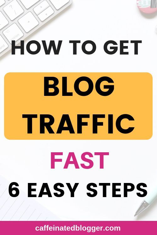 how to get traffic to your website fast free