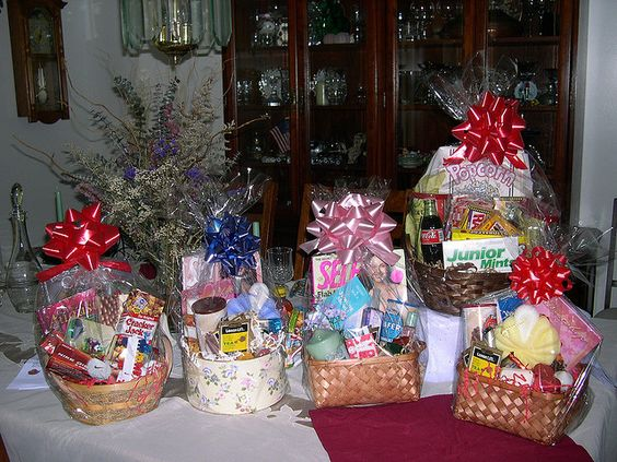 Homemade Gift Basket Presentation Ideas Gift Basket
