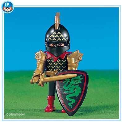 $11.99 Playmobil Green Dragon Knight Leader  From PLAYMOBIL®   Get it here: http://astore.amazon.com/toys4kids09-20/detail/B000GFDM8Q/184-5271598-2074357