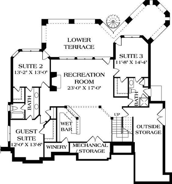 Portsmouth B House Plan House Design Ideas