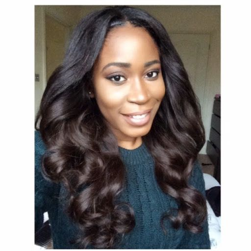Crochet Braids With Xpressions Kanekalon Hair : Tresses au crochet, Cheveux raides and Tresses on Pinterest