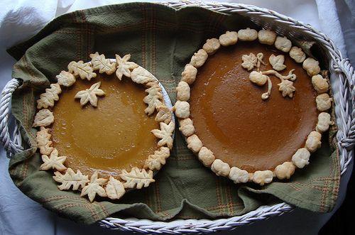 thatlittlemorigirl:  Pumpkin pie is my favorite type of pie. What's your favorite type of pie?