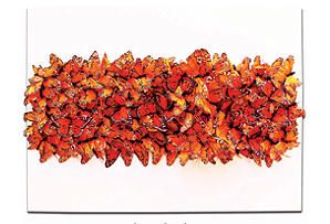 "One Kings Lane - Artist on Exhibit - Small Monarquia  , 40.5"" x 30.5"""