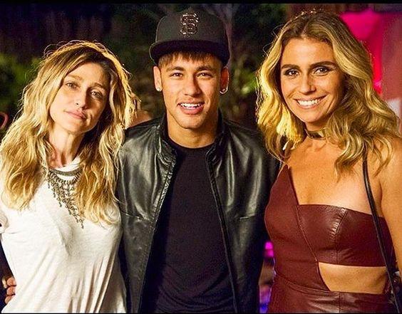 Directora de A Regra Do Jogo, Neymar e Giovanna Antonelli