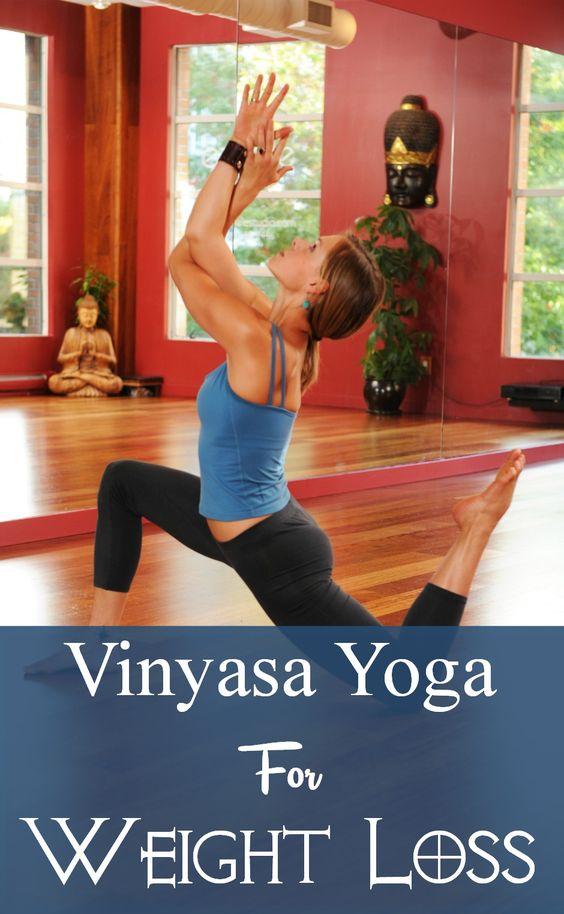 4 Amazing Benefits Of Vinyasa Yoga For Weight Loss