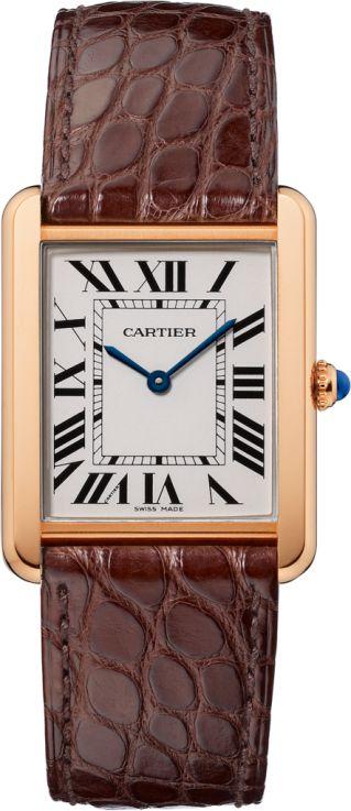 Cartier Tank Solo Ref. W5200025