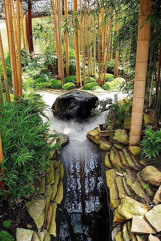 30 Small Japanese Bamboo Garden Design Ideas Zen Garden Design