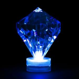 Led Diamond Light Blue Submersible Products I Love Pinterest White Gold Ring Necklace