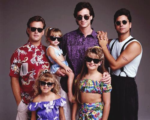 Full House. One of my favorite shows as a kid!!