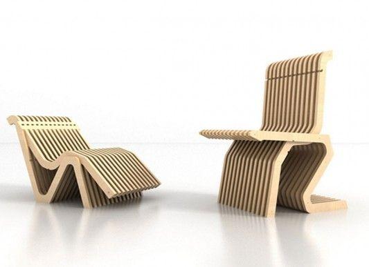 Multi Functional Furniture multifunctional convertible lounge chair stylish design, c2c