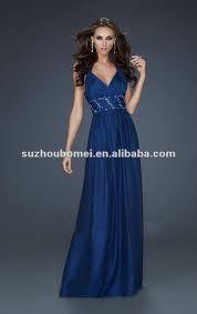 vestido de noche azul , Buscar con Google