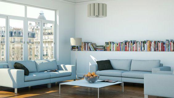 17 Best images about Innenräume on Pinterest Dinner room, Book - wohnzimmer maritim gestalten