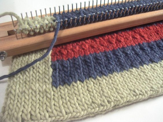 Authentic Knitting Board Patterns : Pinterest   The world s catalog of ideas