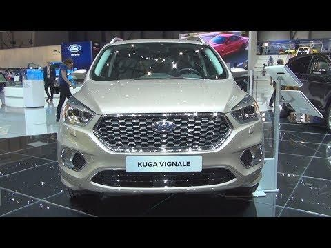 2019 Ford Kuga Vignale Rumor And Engine