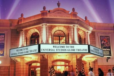 Universal Studios Hollywood Theme Park & Citywalk Special Events, a #WolfgangPuck Catering venue.