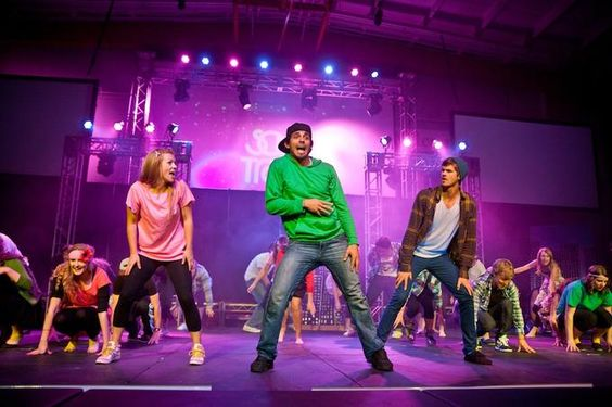Mock Rock is an annual AS-sponsored lip-synching contest and one of the most popular events of the year for Biola students.