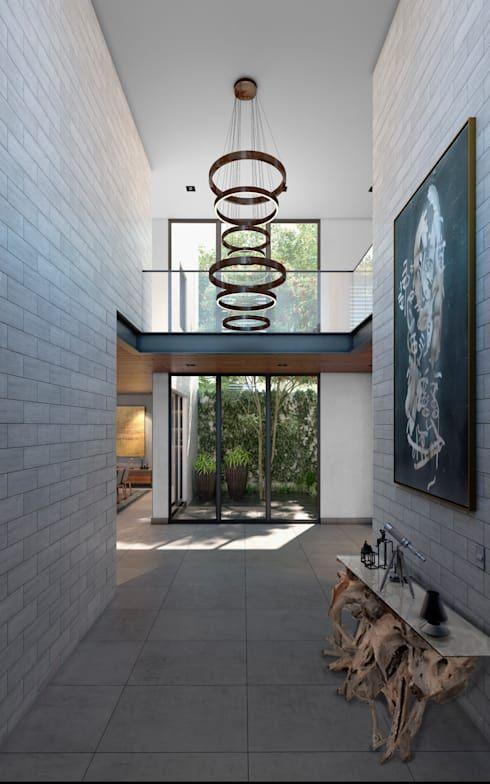 Casas Modernas En Ciudad De Mexico Homify Homify Casas Ideas De Diseno De Interiores Casas Modernas