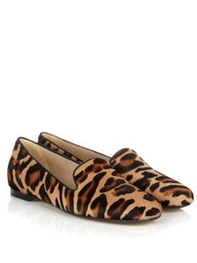 Hobbs Audrey slipper Leopard Print - House of Fraser