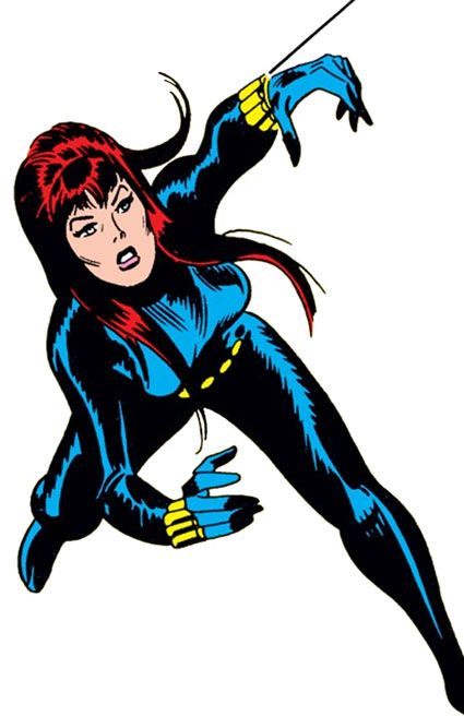 Cartoon Characters 1960s 1970s : Thoughts on a phase black widow movie and what it needs