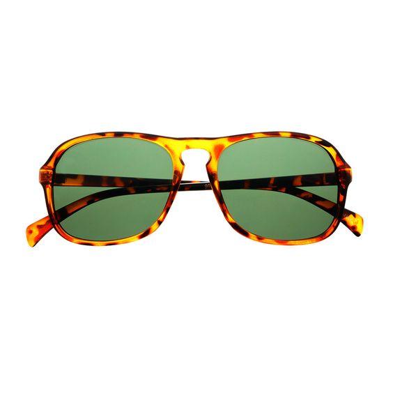 Vintage Retro Fashion Style Flat Top Sunglasses Shades FT49