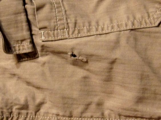 Sewing Basics: How to Mend a Hole