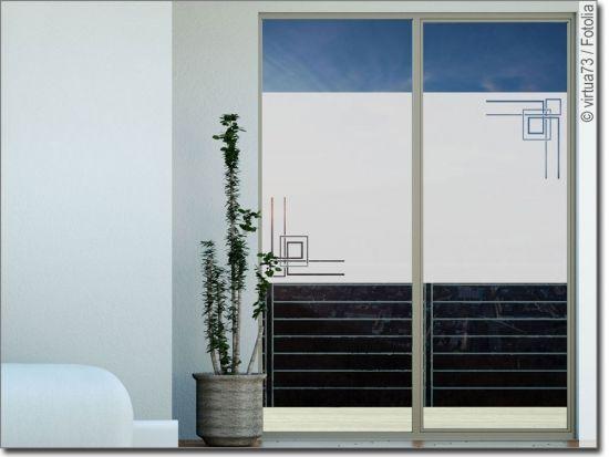 Sichtschutz Moderne Ecken Sichtschutz Modern Fensterfolie Fensterfolien