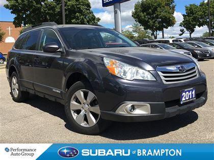 Car - 2011 Subaru Outback Touring Package  HIGHWAY KM  in Brampton, ON  $16,998