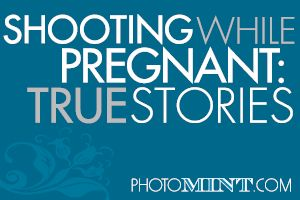 information about photography business maintenance while pregnant, breastfeeding, etc.