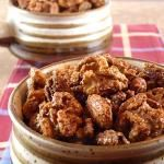 Cocoa Chipotle Espresso Roasted Walnuts | recipes.. Nuts & Tid-Bits ...