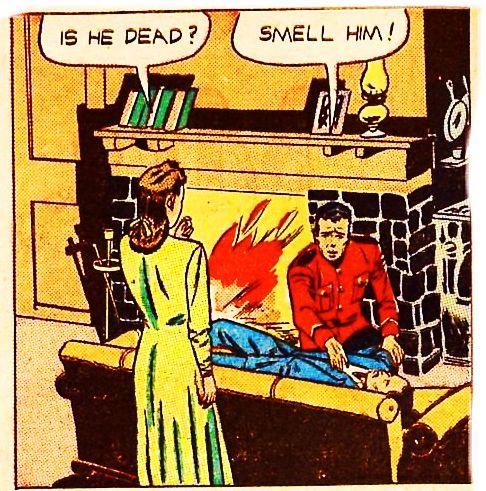is he dead