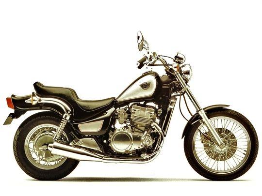 Kawasaki EN500 (1995)