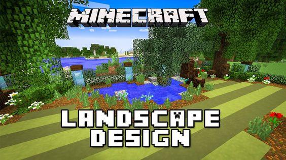 ... Inspiration Minecraft Garden Designs