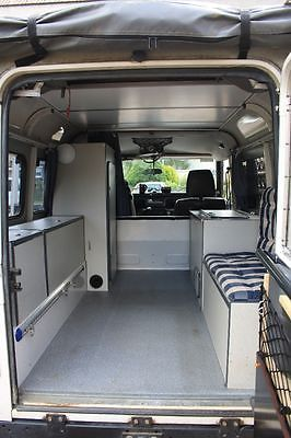 other landrover defender 110 hubdach as van in porta. Black Bedroom Furniture Sets. Home Design Ideas