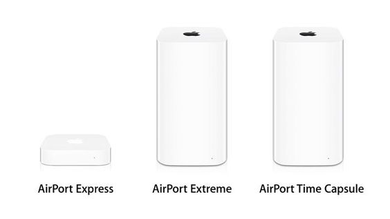 Apple sells a range of different WiFi routers, known as AirPort base stations. There are three available: AirPort Extreme, AirPort Express and AirPort Time Capsule. This review looks at all three Apple WiFi routers, and helps you decide which one to buy.