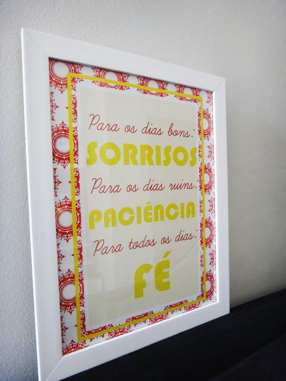 Um poster para lembrar que ter FÉ é preciso sempre <3 https://www.facebook.com/designamor