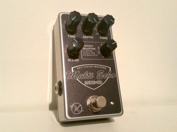 Keeley ME-8 Multi Echo 2015 - Mint w/ Free Shipping in US/Canada!   Reverb