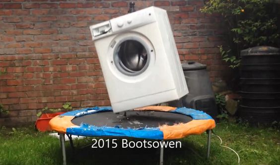 Video: Best of suicidal Waschmaschinen - Engadget Deutschland