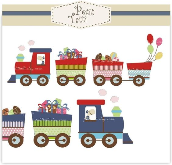 choo choo train car clipart - photo #14