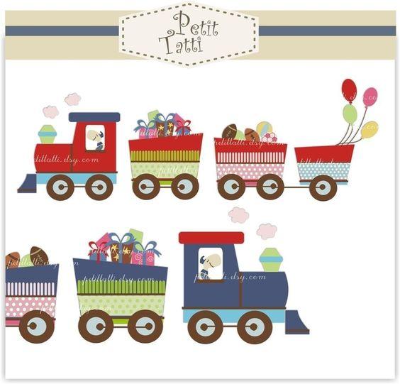 choo choo train car clipart - photo #14