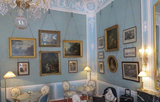 Aix-en-Provence: L'Hôtel Caumont propose une plongée dans le 18e siècle