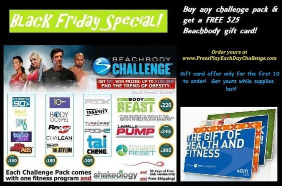 Purchase a challenge pack from me and receive a 25 dollar Team ...