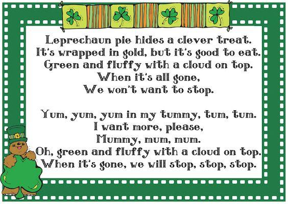 Leprechaun Pie   Oopsey Daisy