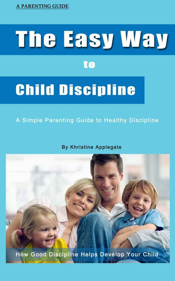 (Kindle Purchase Price: $0.99)  This is a very informative and useful book especially to those parents out there who are having trouble disciplining their children.  http://www.amazon.com/Child-Discipline-The-Easy-ebook/dp/B008XNW4N2/ref=sr_1_1?ie=UTF8=1345667188=8-1=child+discipline+easy+way