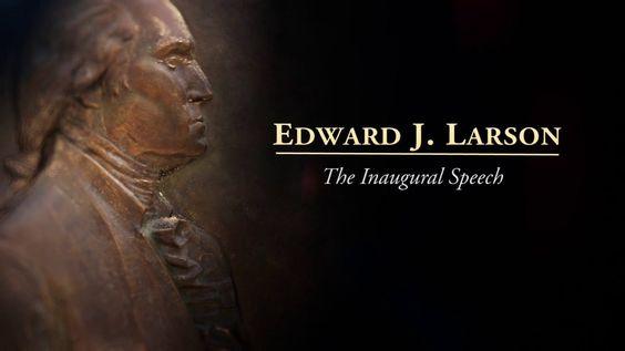 The Inaugural Speech