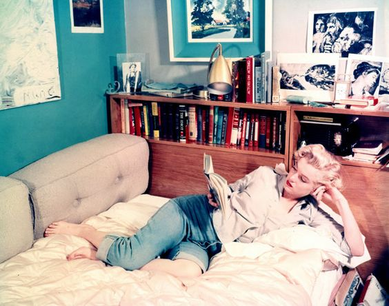 Marilyn Monroe never finished high school but she was a voracious reader. A peek into her eclectic library.