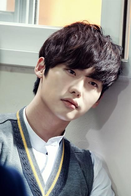 Lee Jong Suk | School 2013 thinking of me :)