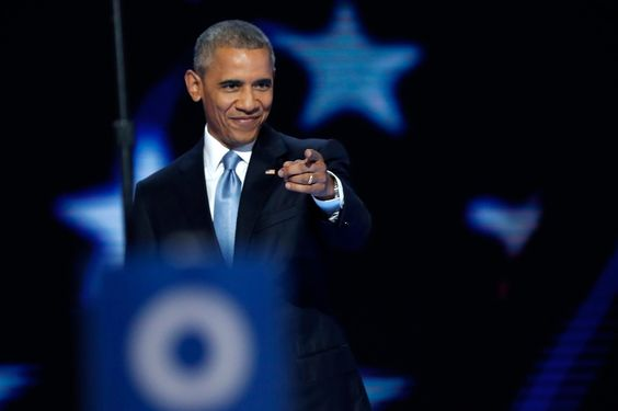 Obama Tramples Trumps Philosophy at DNC 2016