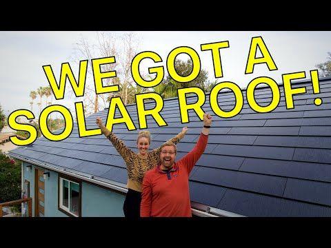 Tesla Solarglass Roof La Based Homeowner Shares First Impressions Of V3 Roof Tiles In 2020 Tesla Solar Roof Solar Roof Solar