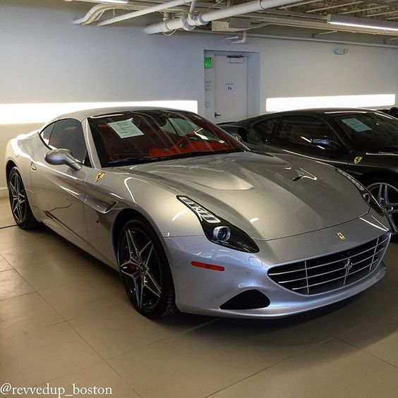 Ferrari California T #revvedupboston #ferrari #california #turbo #ferraricaliforniat #pininfarina #prancinghorse #v8 #power #luxury #amazingcars247 #dupontregistry #carporn #carsofinstagram #car #supercar by revvedup_boston