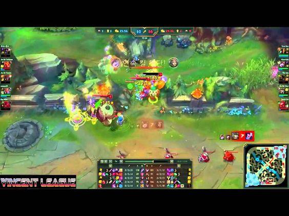 1. Deft ►Kogma Highlights || League Of Legends ✔